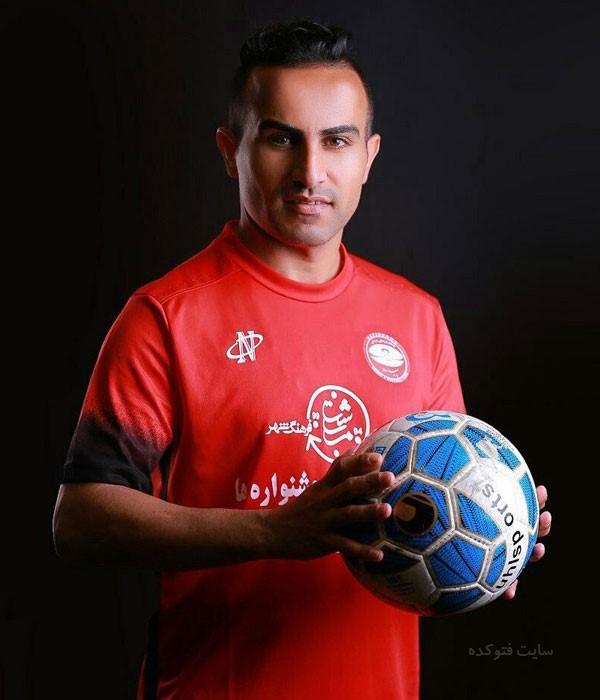 بیوگرافی حسین کعبی فوتبالیست + زندگی شخصی