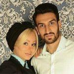 حسین ماهینی و همسرش + بیوگرافی