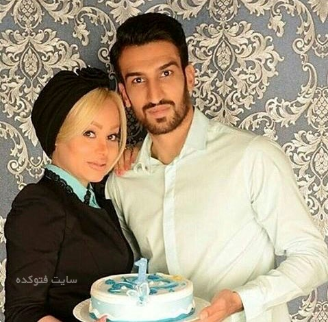 عکس حسین ماهینی و همسرش,عکس لو رفته از همسر حسین ماهینی