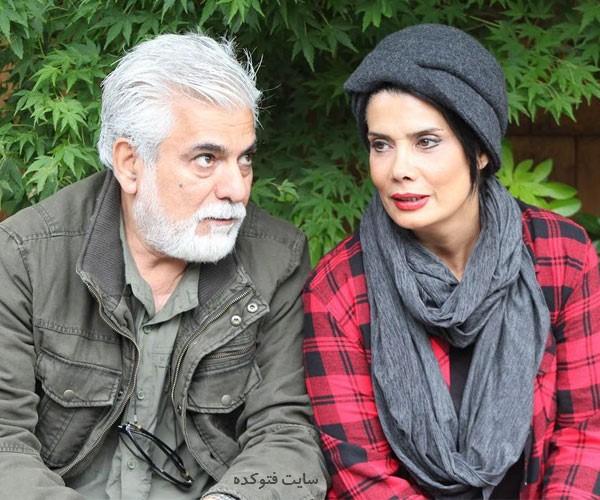 بیوگرافی حسین پاکدل و همسرش عاطفه رضوی