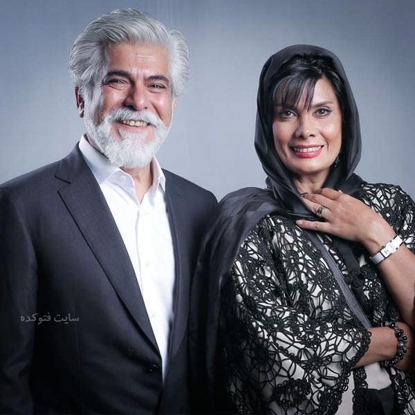 عکس های حسین پاکدل و همسرش عاطفه رضوی + بیوگرافی کامل