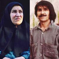 بیوگرافی حسین پناهی و همسرش شوکت + عکس