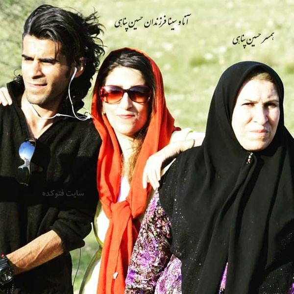 همسر حسین پناهی + دو فرزندش + بیوگرافی کامل