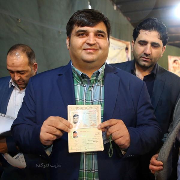 حسین رضازاده در انتخابات شورا + بیوگرافی و زندگی شخصی