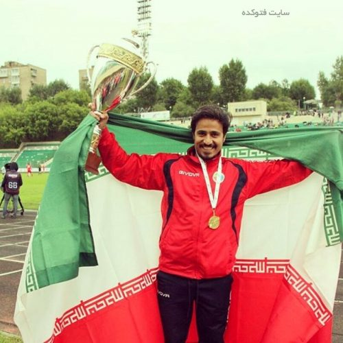 فوتبال حسین سلیمانی و طرفدار پرسپولیس