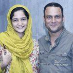 حسین یاری و همسرش عکس و بیوگرافی