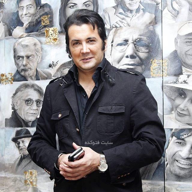 عکس و بیوگرافی حسام نواب صفوی بازیگر و وکیل