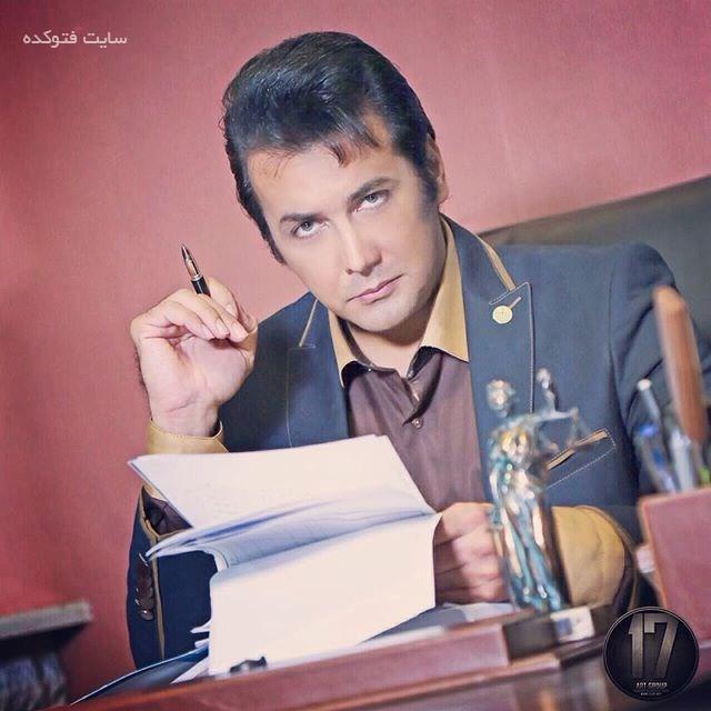 عکس و بیوگرافی حسام نواب صفوی