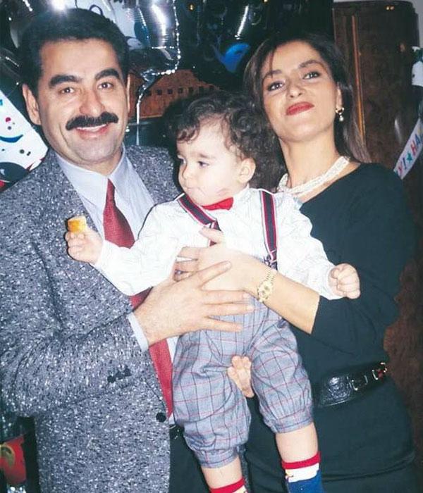 ابراهیم تاتلیس و همسرش دریا تونا + بیوگرافی کامل