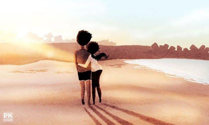 عکس های عاشقانه کارتونی دختر و پسر,عکس فانتزی عاشقانه,عکس عاشقانه زیبا و قشنگ کارتونی,عکس دخترانه,عکس پسرانه,عکس دختر و پسر بغل هم,عکس بوس و بغل عاشقانه