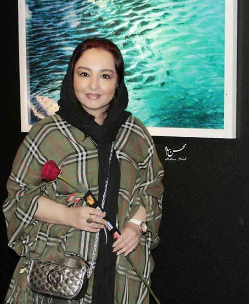 عکس ماهایا پطروسیان در بهمن 95
