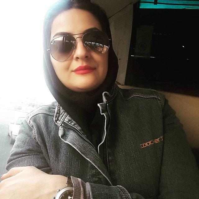 عکس لیلا ایرانی در بهمن 95