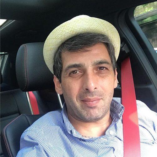 عکس جدید حمید گودرزی