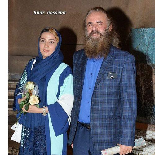 عکس جدیدسارا صوفیانی و همسرش امیرحسین شریفی