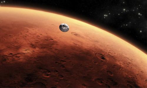 عکس دیده شدن یک زن در مریخ,زن مریخی,انتشار عکس بشر روی کره مریخ,دیده شدن ادم فضایی در مریخ,عکس یک زن در روی کره مریخ,کریه مریخ و انسان
