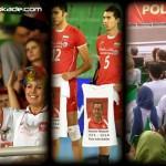 تماشاگران والیبال ایران و آرژانتین