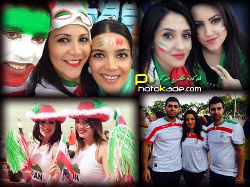تماشاگران ایرانی در استرالیا 2015