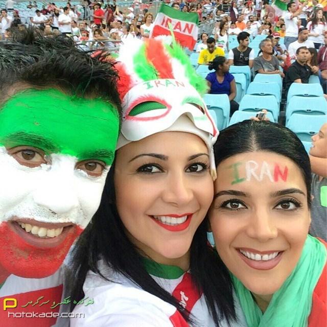 عکس های جدید تماشاگران ایرانی