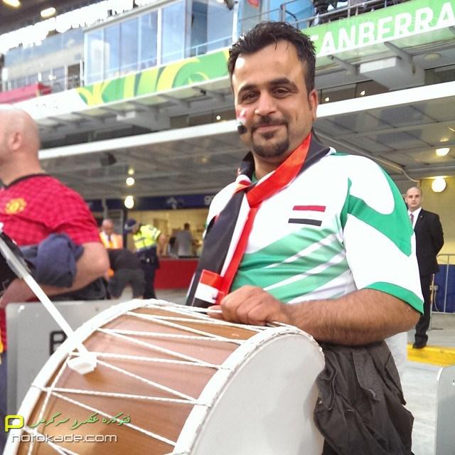 عکس های جدید تماشاگران ایرانی جام ملت های آسیا 2015,عکس بدون ساسنور تماشاگران ایرانی در جام ملت های اسیا 2015,تماشاگران زن فوتبال 2015,عکس تماشاگران ایرانی