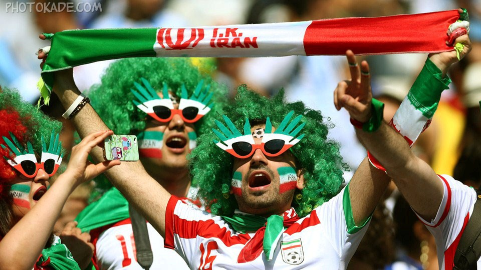 عکس تماشاچی های ایرانی در جام جهانی,عکس تماشاچی ها جام جهانی 2014