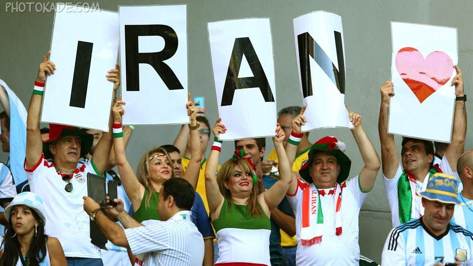 عکسهای جدید تماشاگران ایرانی در برزیل,عکسهای جدید دختران زیبای ایرانی جام جهانی