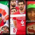 عکس بازی والیبال ایران و لهستان