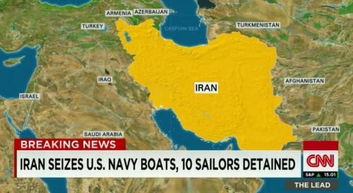 ماجرای بازداشت 10 آمریکایی در خلیج فارس,بازداشتی 10 نظامی آمریکا در خبج فارس,علت بازداشت دو قایق آمریکایی در خلیج فارس,علت بازداشت 10 نظامی آمریکا