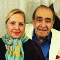 بیوگرافی ایرج خواجه امیری خواننده و همسرش + خانواده