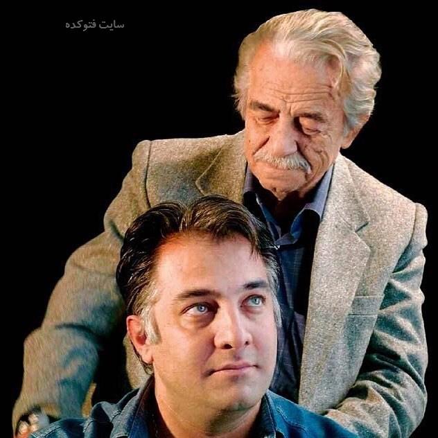 عکس و بیوگرافی ایرج نوذری و پدرش منوچهر نوذری
