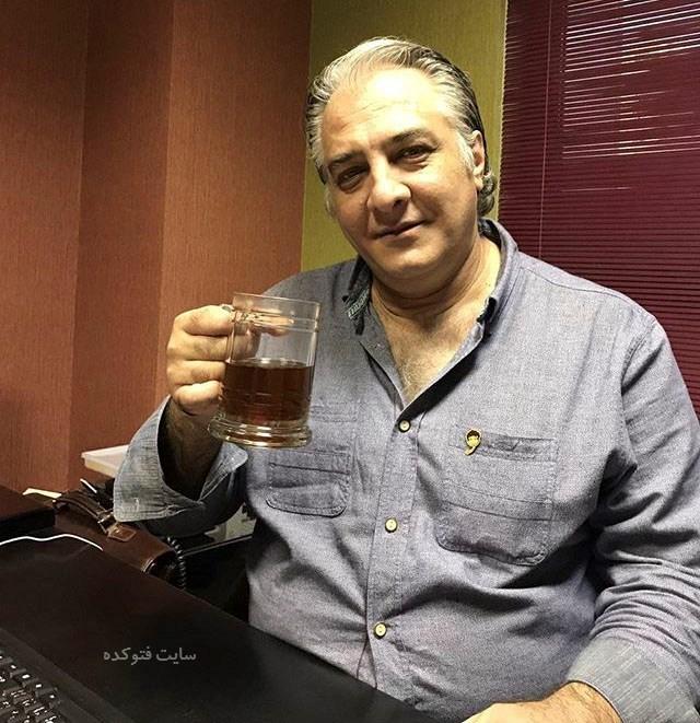 عکس و بیوگرافی ایرج نوذری