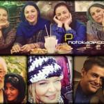 عکس بازیگران ایرانی آبان 93