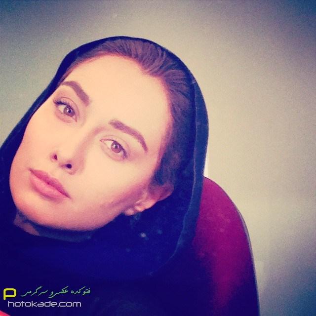 عکس جدید صدف طاهریان بهمن 93