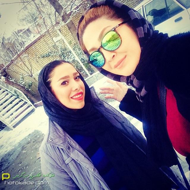 عکس جدید مریم معصومی بهمن 93