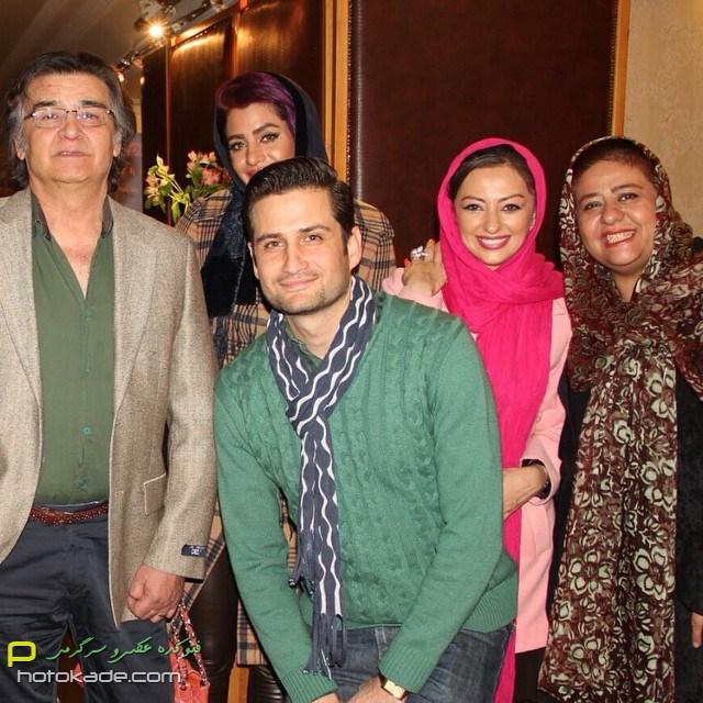 عکس جدید بازیگران معروف بهمن 93
