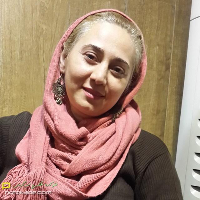 عکس جدید تبسم هاشمی بهمن 93