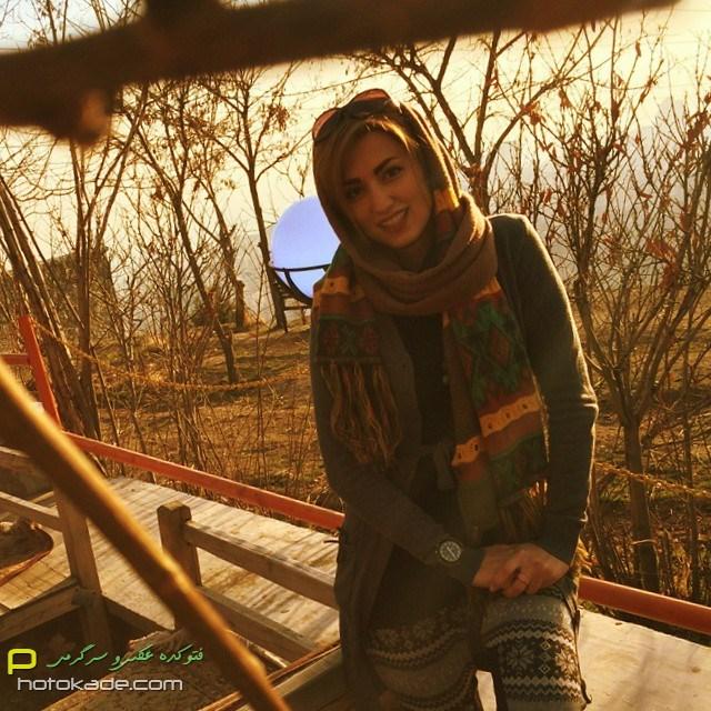 عکس جدید سمیرا حسینی بهمن 93