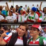 عکس تماشاگران ایرانی در استرالیا