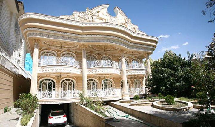 عکس خانه های میلیاردی شمال تهران,خانه های میلیاردی در شمال تهران,عکس خانه های میلیاردی پویدارهای تهران,عکس خانه ویلایی,عکس نمای خانه,خانه های پولدار ها