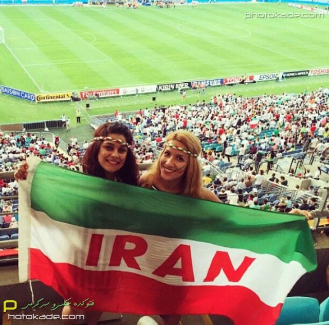 عکس تماشاگران بازی ایران و قطر در جام ملت های آسیا 2015,عکسهای تماشاگران بازی ایران و قطر 2015,تماشاگران بازی قطر و ایران 2015,تصاویر تماشاگران ایران و قطر
