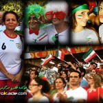 تماشاگران بازی ایران و قطر