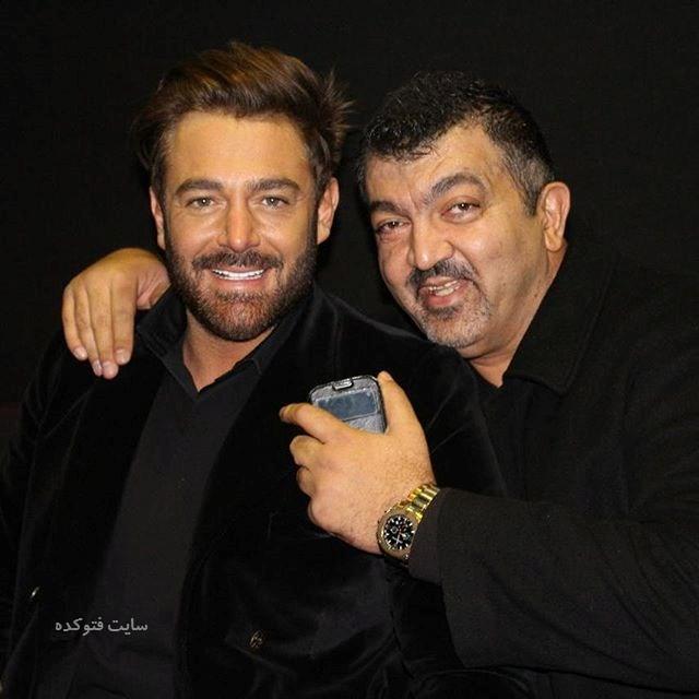 عکس احمد ایراندوست و محمدرضا گلزار + بیوگرافی کامل
