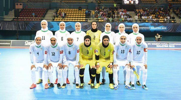 تیم ملی فوتسال زنان ایران قهرمان آسیا شد,فوتسال زنان ایران قهرمان آسیا شد,واکنش مهناز افشار به قهرمان شدن فوتسال زنان ایرانی در آسیا,فوتسال بانوان قهرمان شد