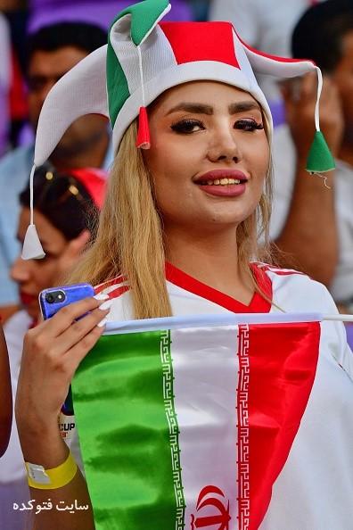 تماشاگران بازی ایران و ژاپن نیمه نهایی آسیا