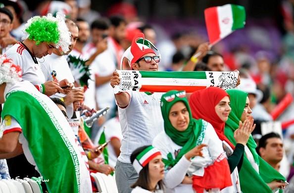 تماشاگران بازی ایران و ژاپن در جام ملت هایی آسیا 2019