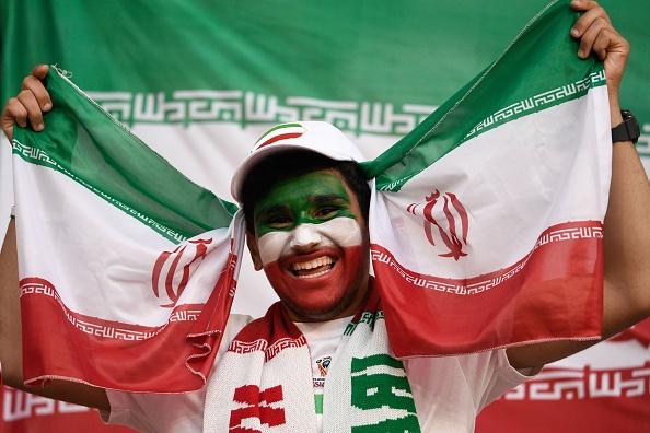 تماشاگران بازی ایران و پرتغال