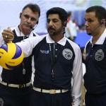 تماشاگران والیبال ایران لهستان بازی اول