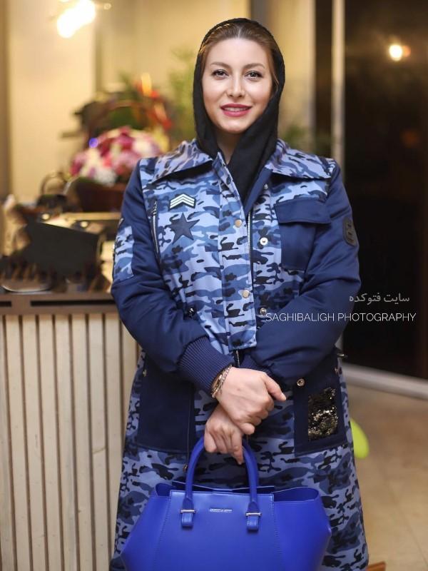 مانتو بازیگران ایرانی در اسفند 97