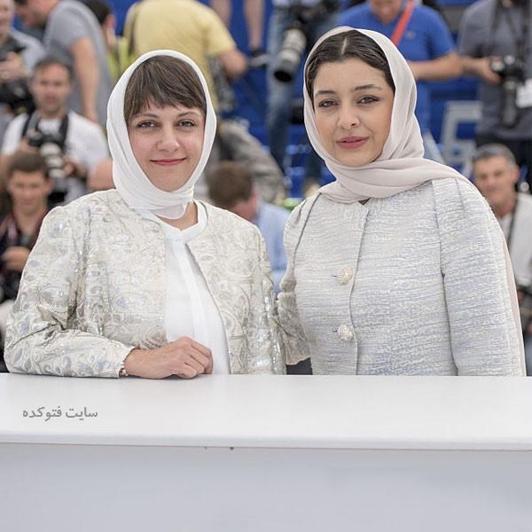 عکس های آیدا پناهنده و ساره بیات