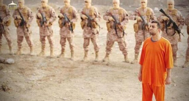عکسهای زنده سوزاندن توسط داعش,عکس بدون سانسور از زنده سوزاندن خلبان اردنی,تصاویر سوزاندن اسیر اردنی توسط داعش,دولت اسلامی خلبان اردنی رو اتش زد,داعش و اتش