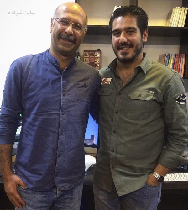 سهیل مستجابیان دابسمش و جناب خان محمد بحرانی